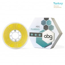 Yellow ABS Filament 1.75 mm